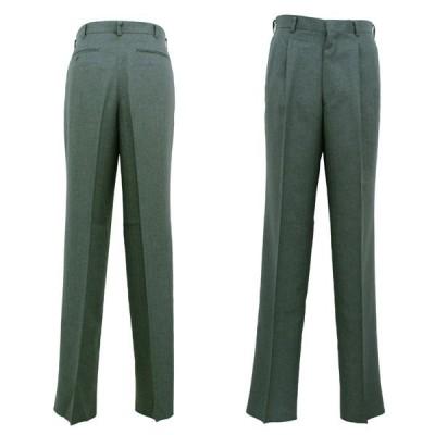 シニアファッション メンズ 70代 80代 90代 ウオッシャブルスラックス (高齢者 シニアファッション 男性 紳士) 敬老の日 秋 介護 父の日