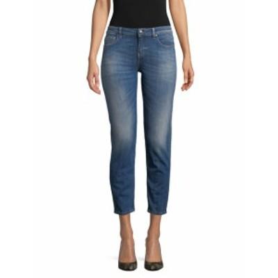 イロ レディース パンツ デニム Flavie Cropped Cotton Jeans