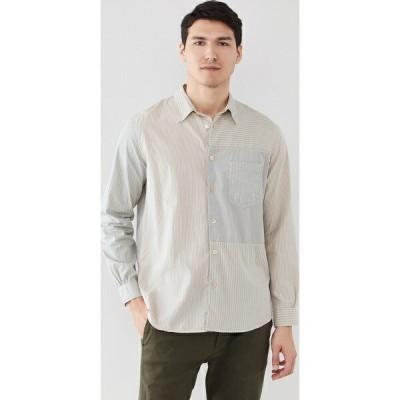 (取寄)ピーエス ポールスミス メンズ メンズ カジュアル フィット シャツ PS Paul Smith Men's Men's Casual Fit Shirt Ivory