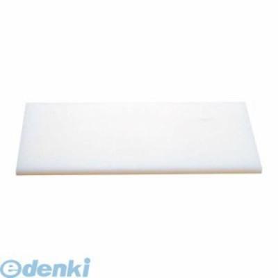 [4105100] ヤマケン K型プラスチックまな板 K1 500×250×5 片面シボ付 454