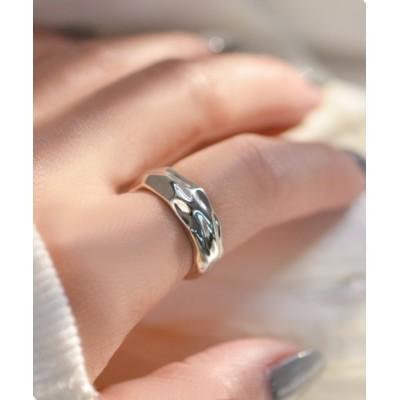 Fun & Daily / F&D : Drape Design Ring Silver925 WOMEN アクセサリー > リング