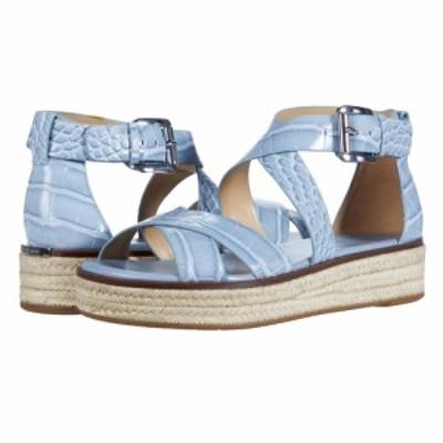 マイケル コース MICHAEL Michael Kors レディース サンダル・ミュール シューズ・靴 Darby Sandal Pale Blue