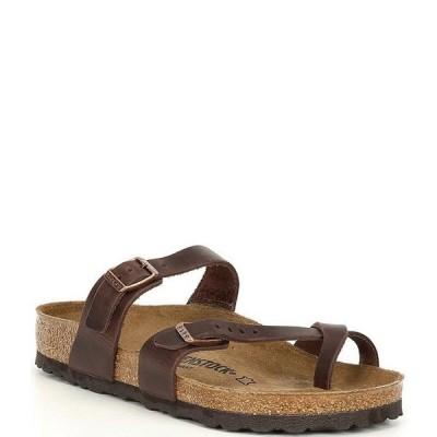 ビルケンシュトック レディース サンダル シューズ Women's Mayari Oiled Leather Sandals