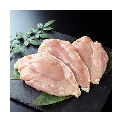 水郷のとりやさん 国産鶏肉 水郷どりの 胸肉 (皮付き) 1kg 新鮮 朝引き 産地直送 業務用