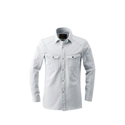 アイズフロンティア I'ZFRONTIER 大人気 ダブルアクティブワークシャツ7161 メンズ 作業服 作業着 防護服