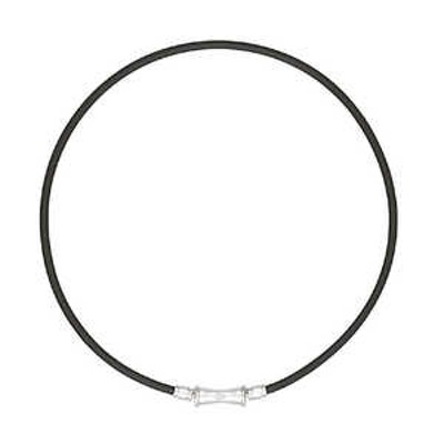コラントッテ ネックレス TAO ネックレス RAFFI(Lサイズ/ブラック) ブラックL47cm ABAPF01L