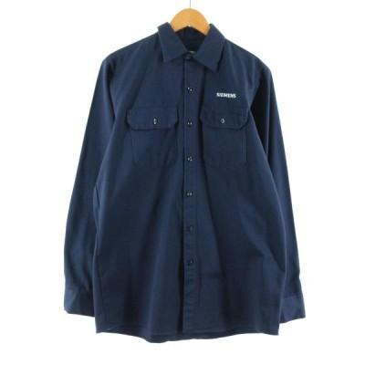 レッドキャップ Red kap 長袖 ワークシャツ メンズL /eaa132460
