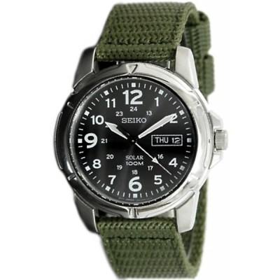 セイコー SEIKO ソーラー 腕時計 SNE095P2 [並行輸入品]