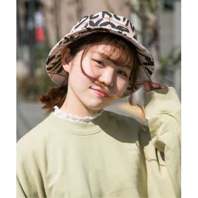 Shop無 / チェック柄バケットハット WOMEN 帽子 > ハット