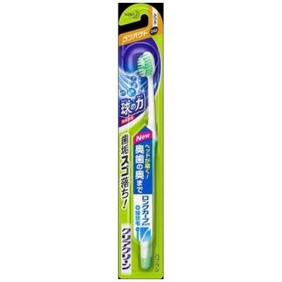花王 Clearclean(クリアクリーン) 歯ブラシ 奥歯プラス コンパクト ふつう コンパクトふつう