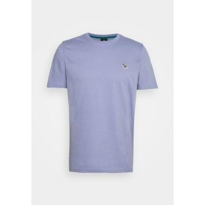 ポールスミス Tシャツ メンズ トップス MENS ZEBRA - Basic T-shirt - light blue