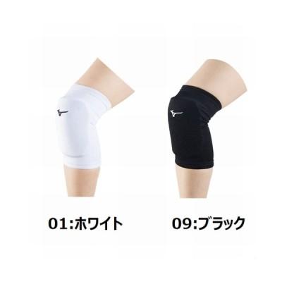 MIZUNO ミズノ 膝サポーター(1個入り) ミドル丈 バレーボール   [V2MY8002] (膝 サポーター バレーボール ママさんバレー )※発送目安はカートで確認ください