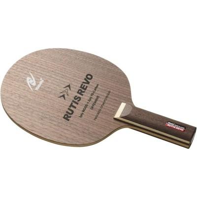 ニッタク(Nittaku) 卓球 ラケット ルーティスレボ シェークハンド 攻撃用 特殊素材入り ストレート NC-0429