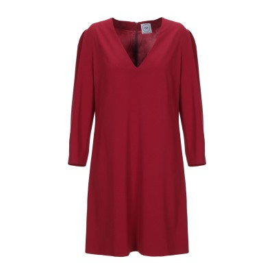 RSVP ミニワンピース&ドレス レンガ 46 ポリエステル 89% / ポリウレタン 11% ミニワンピース&ドレス
