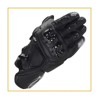 ZHDADA Cycling Full Finger Gloves, Padded Glove Bike Workout Windproof Waterproof Breathable Shock-Absorbing Motorcycle Mountain Bikes Dirt