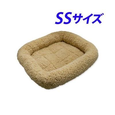 マイライフベッドSS ライトブラウン「犬 猫 小動物 ベッド」
