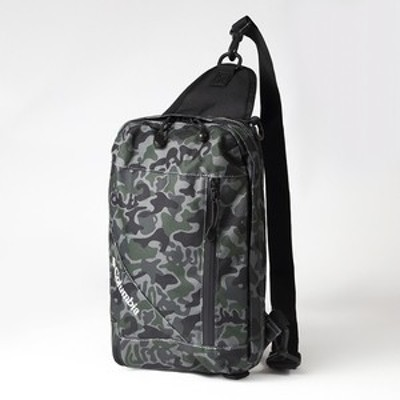 コロンビア  PRICE STREAM 2WAY BAG(プライスストリーム 2ウェイ バッグ)  6L  049(Titanium II Camo)