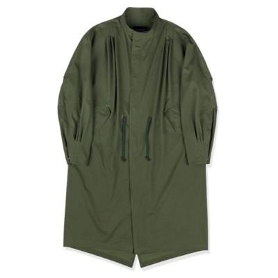 KONVINI / 【DUCKDIVE 】マルチダートジャケット M-51 WOMEN ジャケット/アウター > ミリタリージャケット