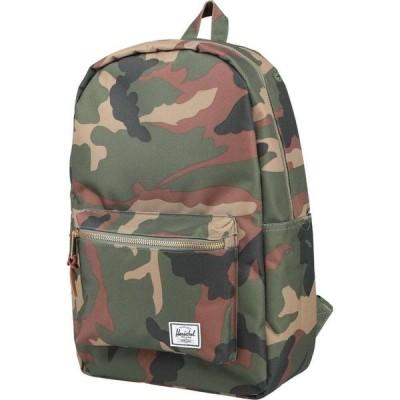ハーシェル サプライ HERSCHEL SUPPLY CO. メンズ ボディバッグ・ウエストポーチ バッグ backpack & fanny pack Military green