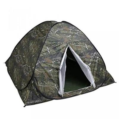 テント Ezyotudoor 78.7 x78.7x49. inch Instant Pop Up Family Beach Tent 3-4 Person Sun Shelter Cabin Dome Tent
