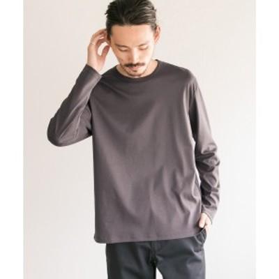 アーバンリサーチ(メンズ)(URBAN RESEARCH)/メンズTシャツ(jp madeアマロンスムースロングスリーブ)
