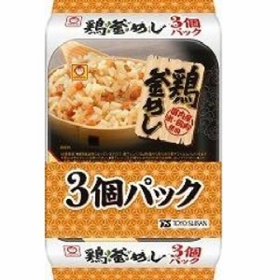 マルちゃん 鶏釜めし 160g×3食入 8個セット
