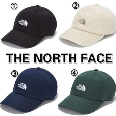 THE NORTH FACE ノースフェイス  TNF LOGO SOFT CAP キャップ 黒 紺 白 緑 メンズ レディース