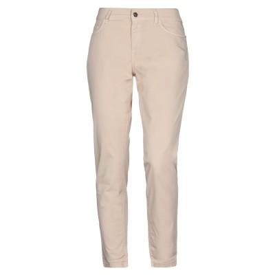 リュー ジョー LIU •JO パンツ サンド 27 コットン 98% / ポリウレタン 2% パンツ