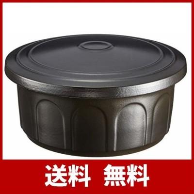 有田焼 遠赤セラミックス ご飯用保存容器 おひつ君 S-40B
