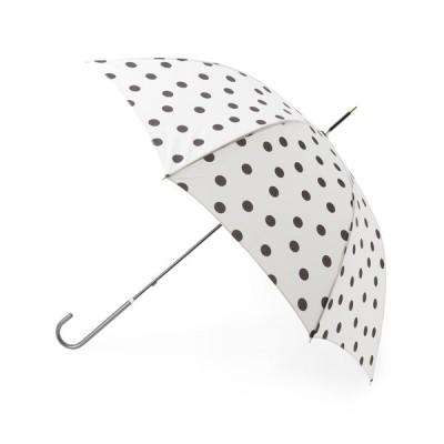 grove(グローブ)because ポルカドット柄晴雨兼用長傘