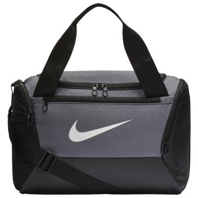 ナイキ Nike ユニセックス ボストンバッグ・ダッフルバッグ バッグ Brasilia X-Small Duffel Flint Gray