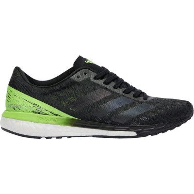 アディダス adidas メンズ ランニング・ウォーキング シューズ・靴 adiZero Boston 9 Core Black/Core Black/Signal Green