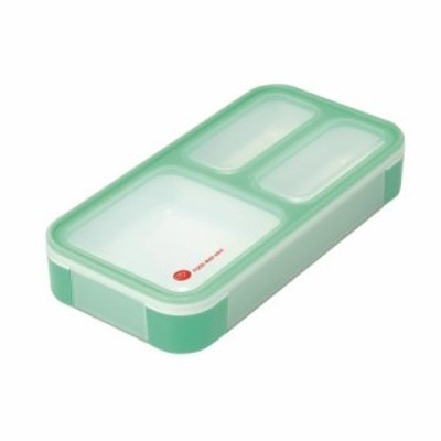 シービージャパン  薄型弁当箱フードマン ミニ    ミントグリーン