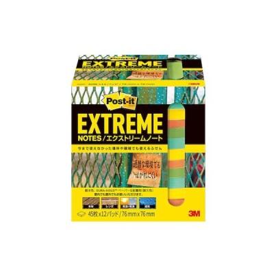 3M スリーエム EXTRM33-12AMJ1 ポストイットエクストリーム45枚12P EXTRM3312AMJ1