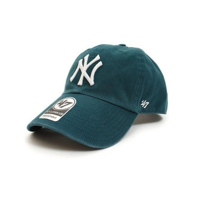フォーティーセブン ブランド(47 Brand) Yankees 47 CLEAN UP キャップ B-RGW17GWS-PG (Men's)