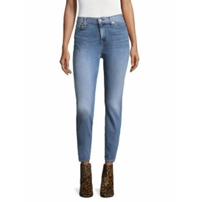 7 フォー オールマンカインド レディース パンツ デニム HW Ankle Skinny Jeans