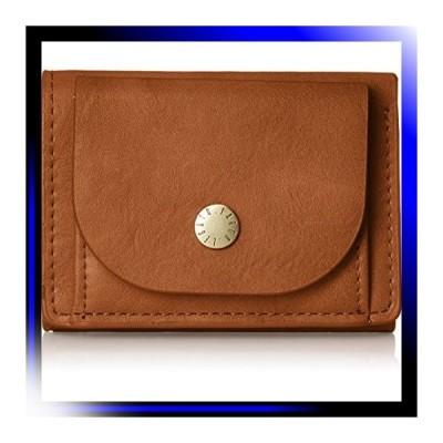 キャメル レガートラルゴ ミニ財布 ベーシック 三つ折りミニ財布