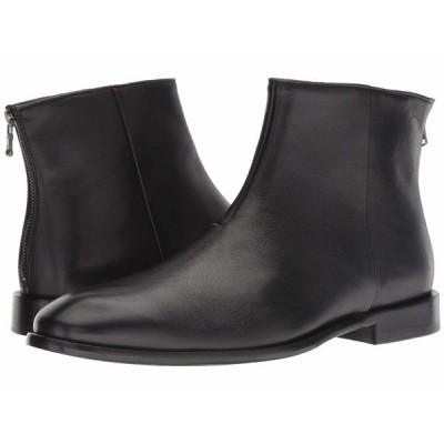 ジョンバルベイトス ブーツ&レインブーツ シューズ メンズ NYC Back Zip Boot Black