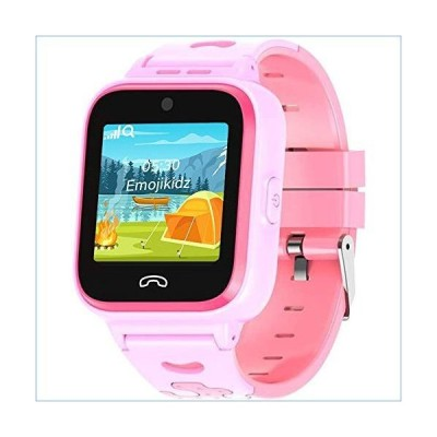 4G Kids Smartwatch 2020 Model + SIM Card Included GPS Locator 2-Way Face to Face Call Voice & Video Camera SOS Alarm Remote Monitoring World