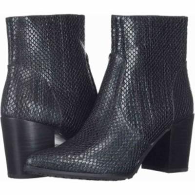 ブロンド Blondo レディース ブーツ シューズ・靴 Tania Waterproof Black Snake