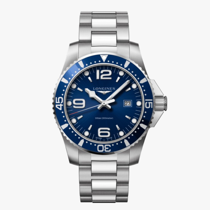 LONGINES 浪琴 L38404966 康卡斯潛水系列腕錶 44mm