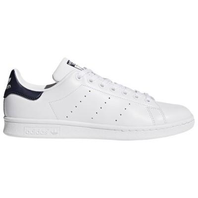 アディダス オリジナルス メンズ スタンスミス adidas Originals Stan Smith スニーカー Running White/New Navy