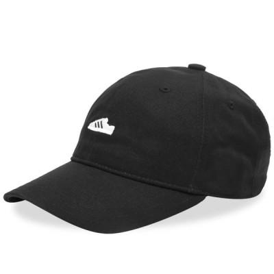 アディダス Adidas メンズ キャップ 帽子 superstar cap Black/White
