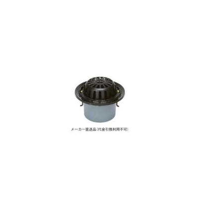 鋳鉄製ルーフドレイン たて引き用 PC打込型 バルコニー 庇・屋上用(呼称50) ※メーカー直送代引不可 カネソウ EPMR-1-50