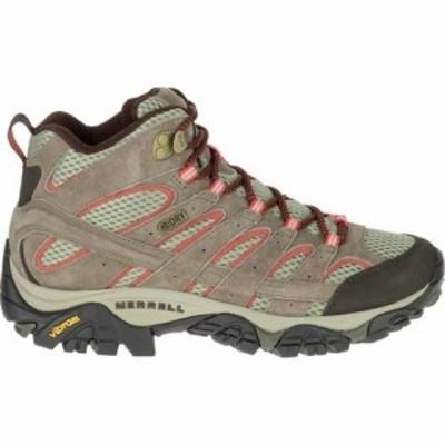 メレル キャンプ用品 Moab 2 Mid Waterproof Hiking Boot - Womens