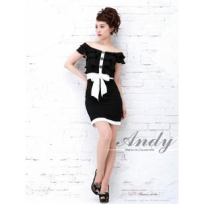 Andy ドレス andyドレス AN-OK1742 ANDY ミニドレス 送料無料 クラブ キャバクラ ドレス キャバ ドレス パーティードレス
