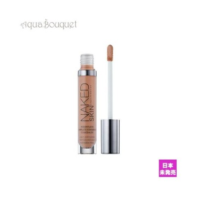 アーバンディケイ コンプリートカバー コンシーラー(カラー#MEDIUM DARK NEUTRAL) URBAN DECAY NAKED SKIN WEIGHTLESS COMPLETE COVERAGE CONCEALER 5ml [485