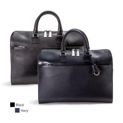 選べるノベルティ アニアリ ビジネスバッグ ブリーフケース Brief Axis Leather ANIARY 26-01000