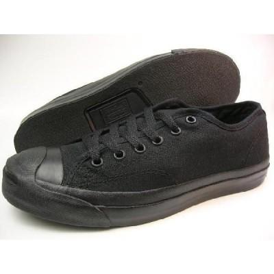 コンバース CONVERSE ジャックパーセル JACK PURCELL メンズ レディース スニーカー 黒 カジュアルシューズ 靴 ブラックモノクローム ローカット 1R779
