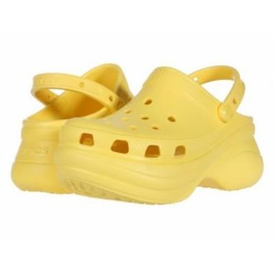 crocs クロックス レディース 女性用 シューズ 靴 クロッグ ミュール Classic Bae Clog Sunshine【送料無料】